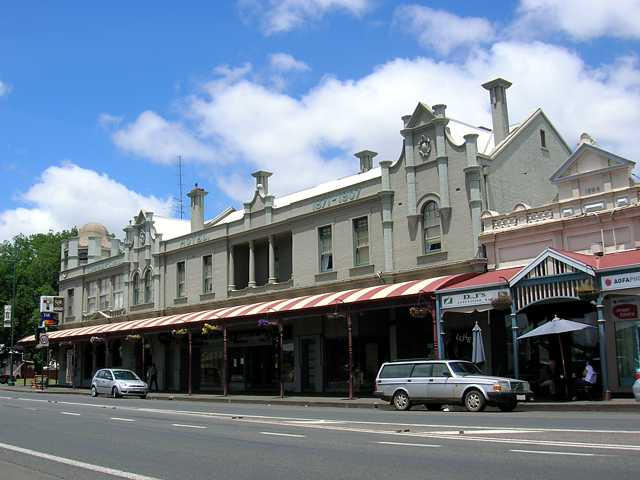 Commercial Hotel Camperdown - Accommodation Great Ocean Road