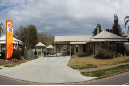 Country Roads Motor Inn - Gayndah - Accommodation Great Ocean Road