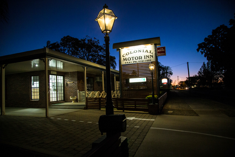 Gayndah Colonial Motor Inn - Accommodation Great Ocean Road