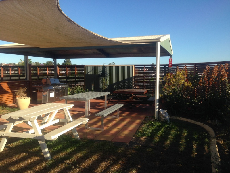 Gympie Caravan Park - Queens Park - Accommodation Great Ocean Road
