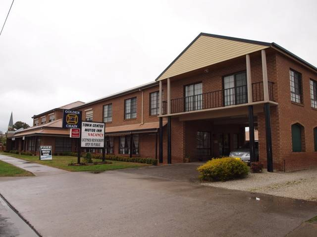 Holbrook Town Centre Motor Inn - Accommodation Great Ocean Road