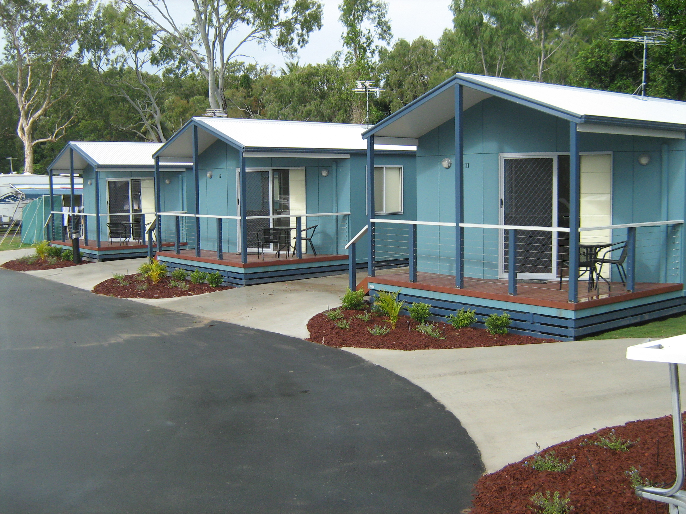 BIG4 Mackay Blacks Beach Holiday Park - Accommodation Great Ocean Road
