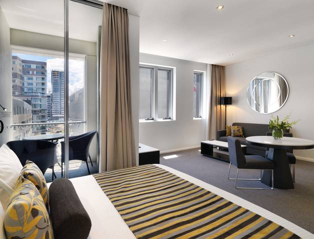 Meriton Serviced Apartments - Zetland - Accommodation Great Ocean Road