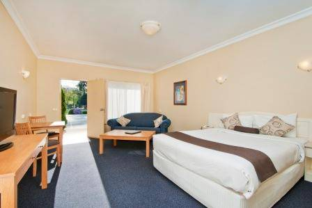 Nagambie Waterfront Motel - Accommodation Great Ocean Road