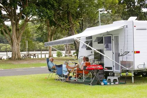 North Coast Holiday Parks Ferry Reserve - Accommodation Great Ocean Road