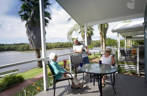 North Coast Holiday Parks Terrace Reserve - Accommodation Great Ocean Road
