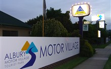Albury Motor Village - Accommodation Great Ocean Road