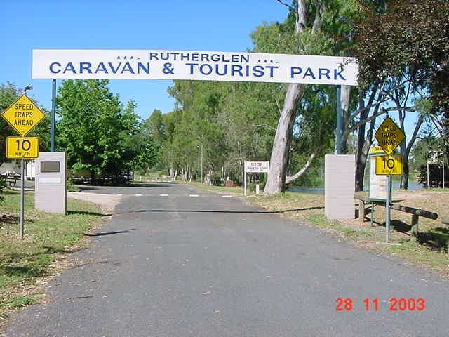Rutherglen Caravan  Tourist Park - Accommodation Great Ocean Road