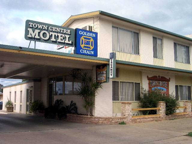 Town Centre Motel - Accommodation Great Ocean Road