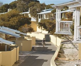Rottnest Island Authority Holiday Units - Geordie Bay - Accommodation Great Ocean Road