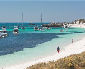 Rottnest Island Authority Holiday Units - Longreach Bay - Accommodation Great Ocean Road