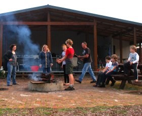 WA Wilderness Catered Camping at Yeagarup Hut - Accommodation Great Ocean Road