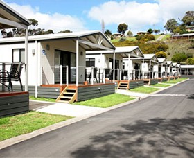 Geelong Riverview Tourist Park BIG4 - Aspen Parks - Accommodation Great Ocean Road