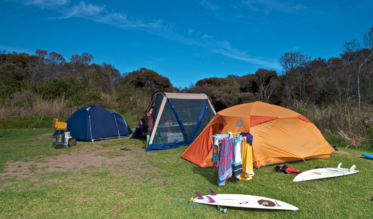 Frazer campground - Accommodation Great Ocean Road