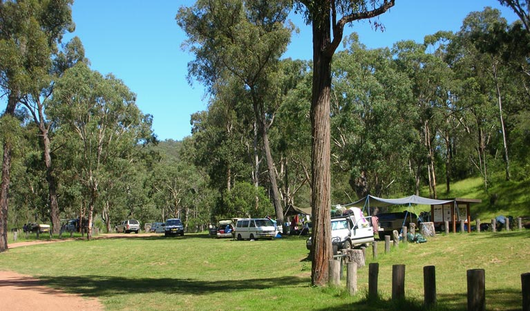 Washpools campground - Accommodation Great Ocean Road