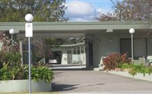 Holbrook Skye Motel - Holbrook - Accommodation Great Ocean Road