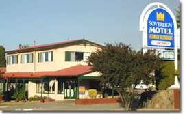 Sovereign Motor Inn Cooma - Accommodation Great Ocean Road
