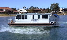 Dolphin Houseboat Holidays - Accommodation Great Ocean Road