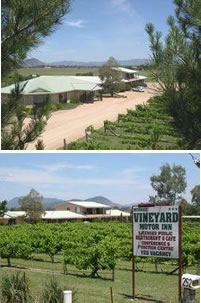 Mudgee Vineyard Motor Inn - Accommodation Great Ocean Road