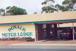 DONALD MOTOR LODGE - Accommodation Great Ocean Road