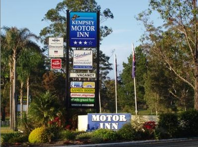 Kempsey Motor Inn - Accommodation Great Ocean Road