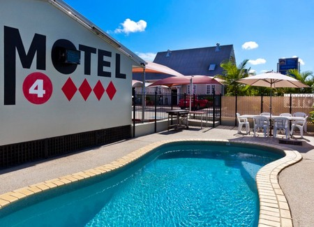 Caboolture Central Motor Inn - Accommodation Great Ocean Road