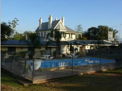 Airlie House Motor Inn - Accommodation Great Ocean Road