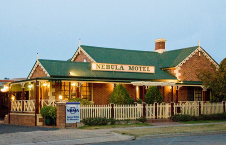 Nebula Motel - Accommodation Great Ocean Road