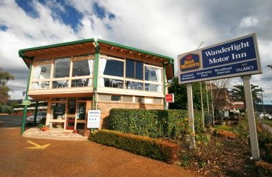 Best Western Wanderlight Motor Inn - Accommodation Great Ocean Road