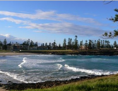 Kiama Ocean View Motor Inn - Accommodation Great Ocean Road