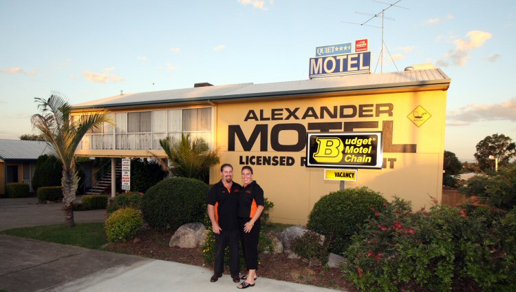 Alexander Motel - Accommodation Great Ocean Road