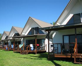 Cardwell Beachcomber Motel and Tourist Park - Accommodation Great Ocean Road