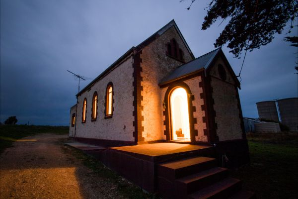 Lakeside Chapel Meningie - Accommodation Great Ocean Road