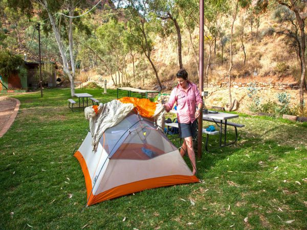 Standley Chasm Angkerle Camping - Accommodation Great Ocean Road