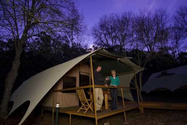 Wilderness Retreats Buchan Caves Reserve - Accommodation Great Ocean Road