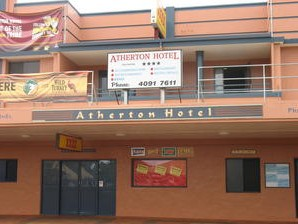 Atherton Hotel - Accommodation Great Ocean Road