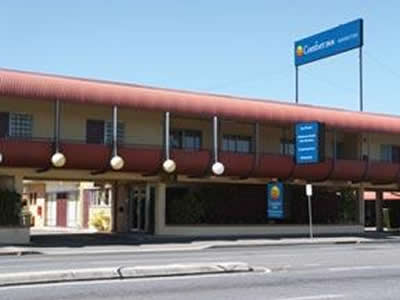 Comfort Inn Manhattan - Accommodation Great Ocean Road
