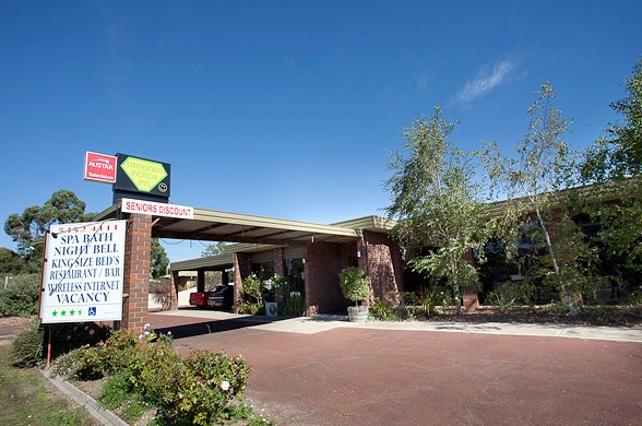 Statesman Motor Inn - Accommodation Great Ocean Road