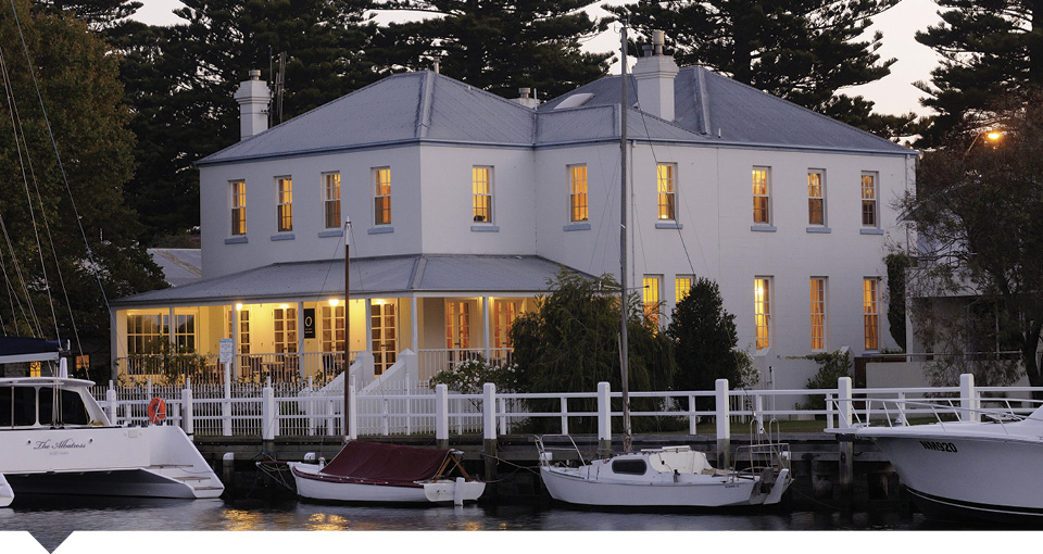 Oscars Waterfront Boutique Hotel - Accommodation Great Ocean Road