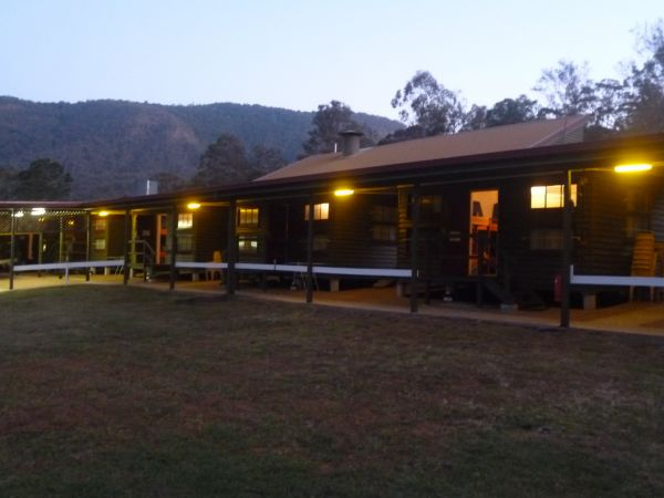 Christmas Creek Cafe and Cabins - Accommodation Great Ocean Road