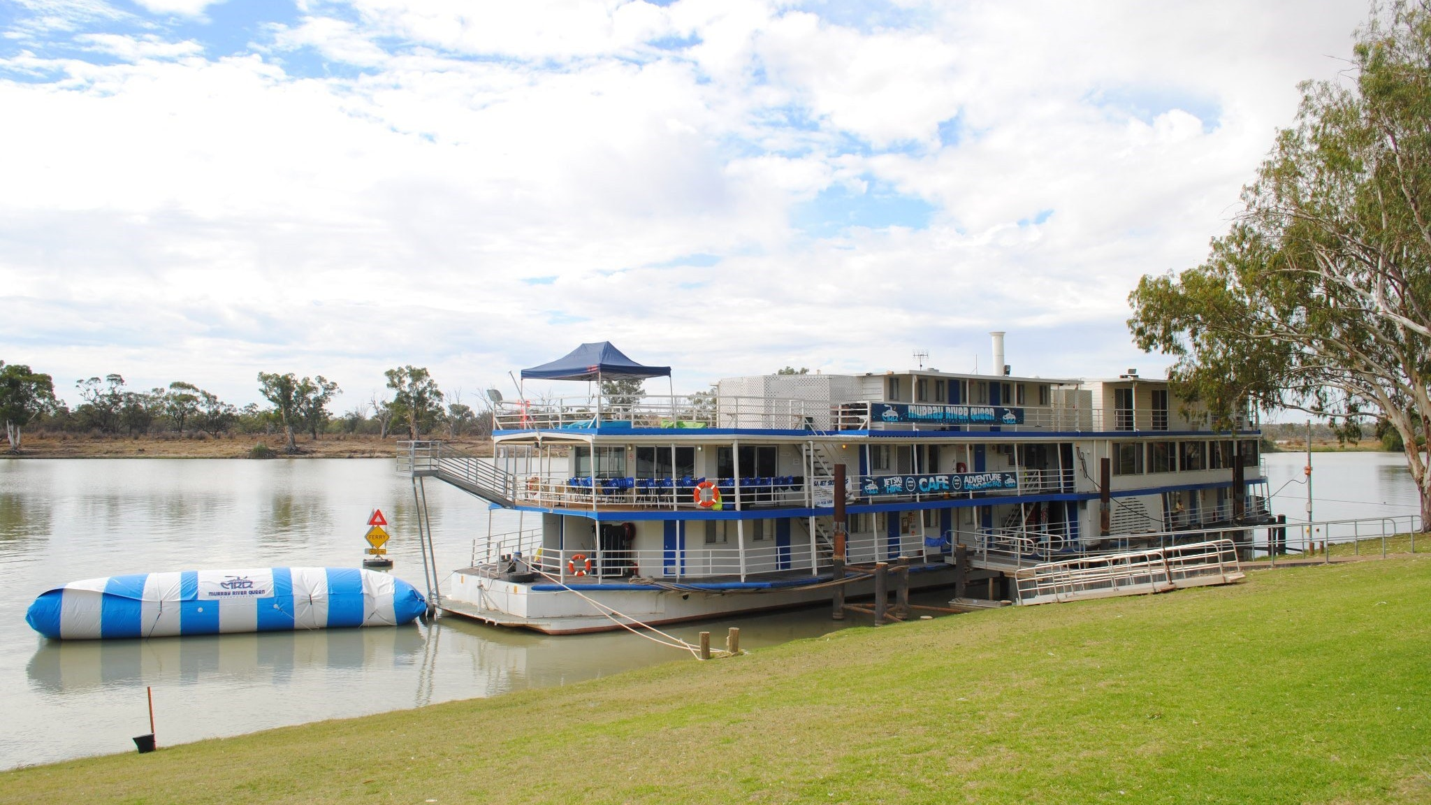 Murray River Queen Backpackers - Accommodation Great Ocean Road