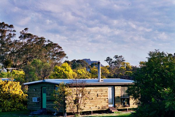 Mount Zero Log Cabins - Accommodation Great Ocean Road