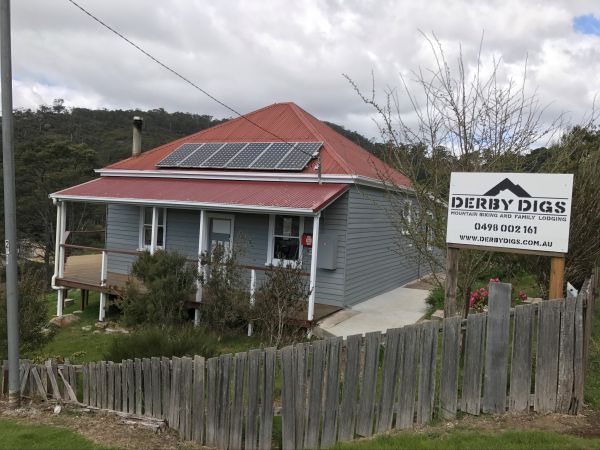 Derby Digs Cottage - Accommodation Great Ocean Road