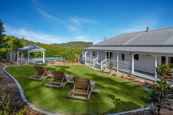 The Farmhouse Eumundi - Accommodation Great Ocean Road