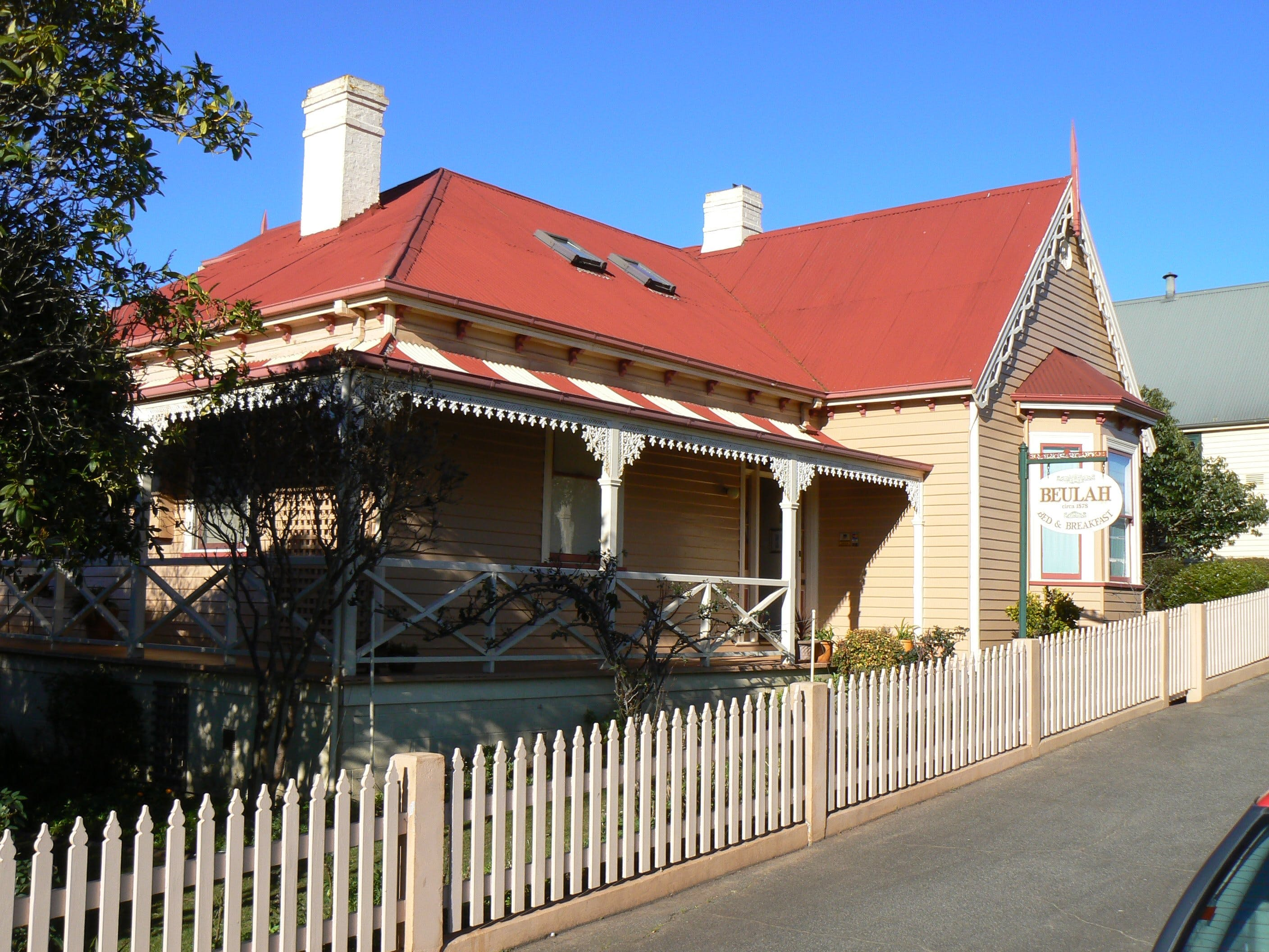 Beulah Heritage Accommodation - Accommodation Great Ocean Road