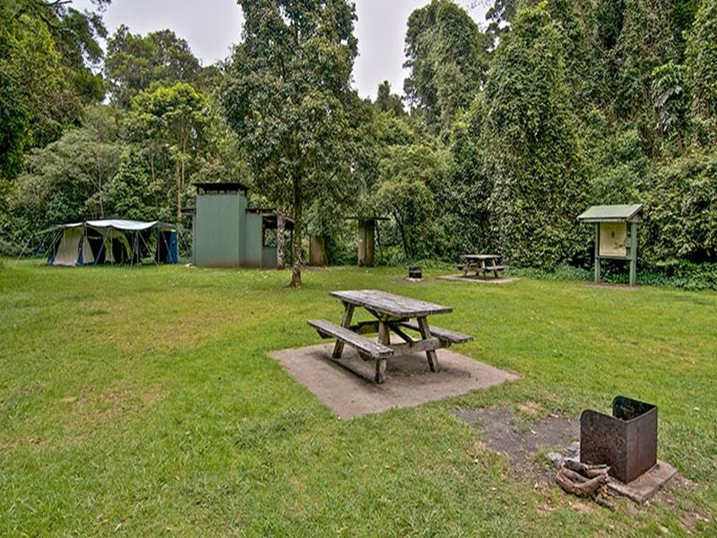 Forest Tops campground - Accommodation Great Ocean Road
