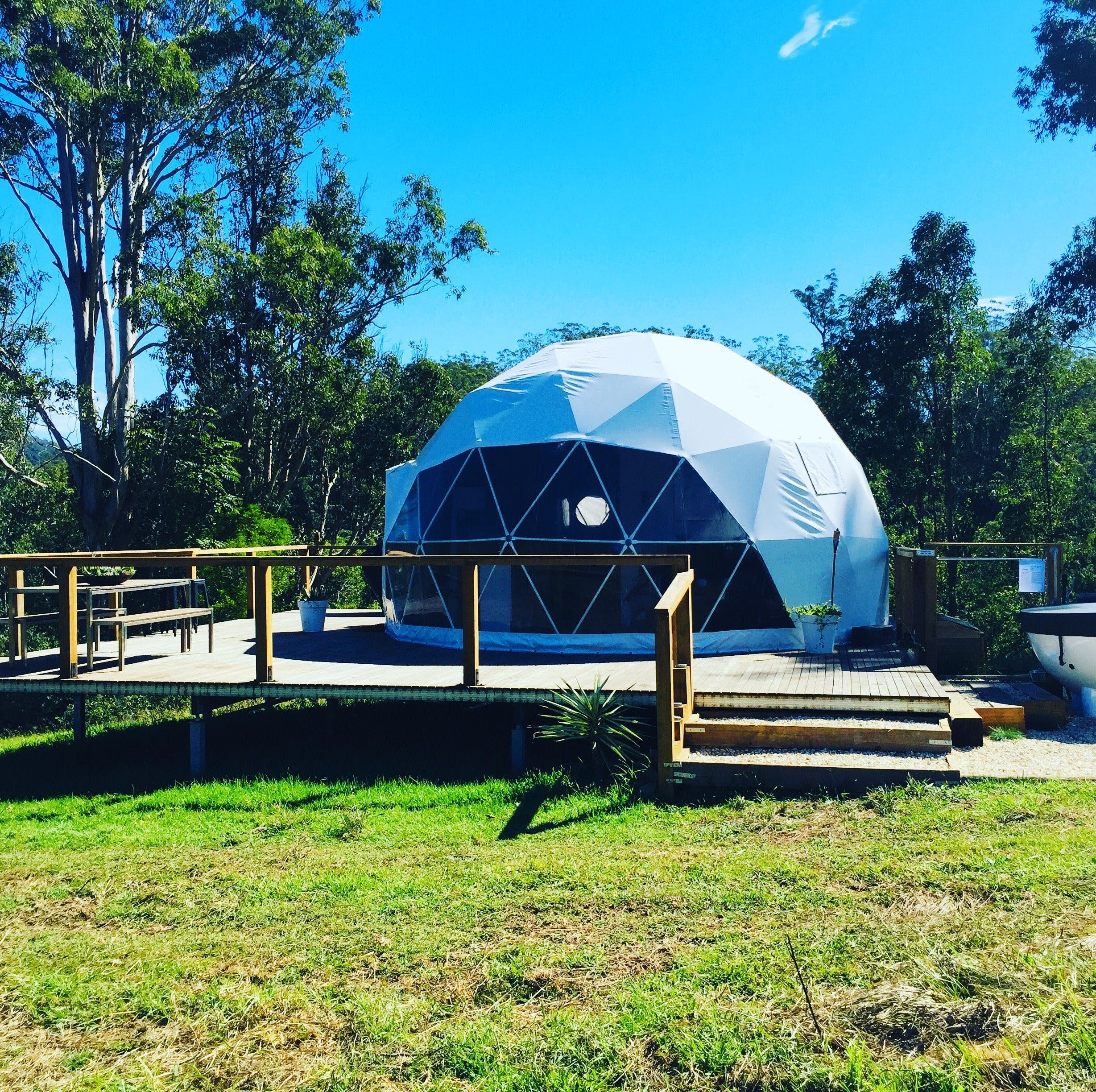 Nature Domes - Accommodation Great Ocean Road