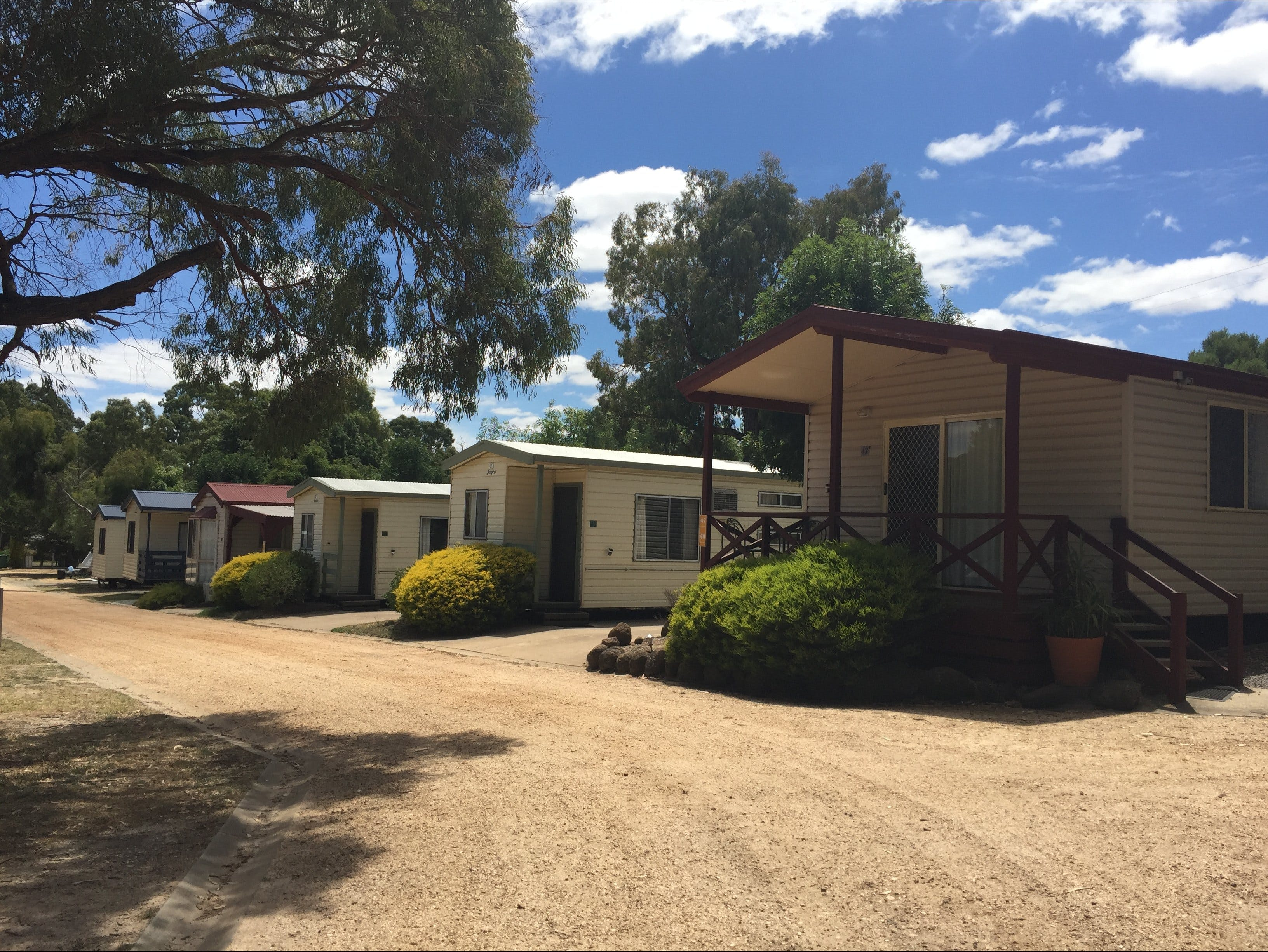 Acacia Caravan Park and Holiday Units - Accommodation Great Ocean Road