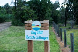 Big Hill Beach Cottages - Accommodation Great Ocean Road