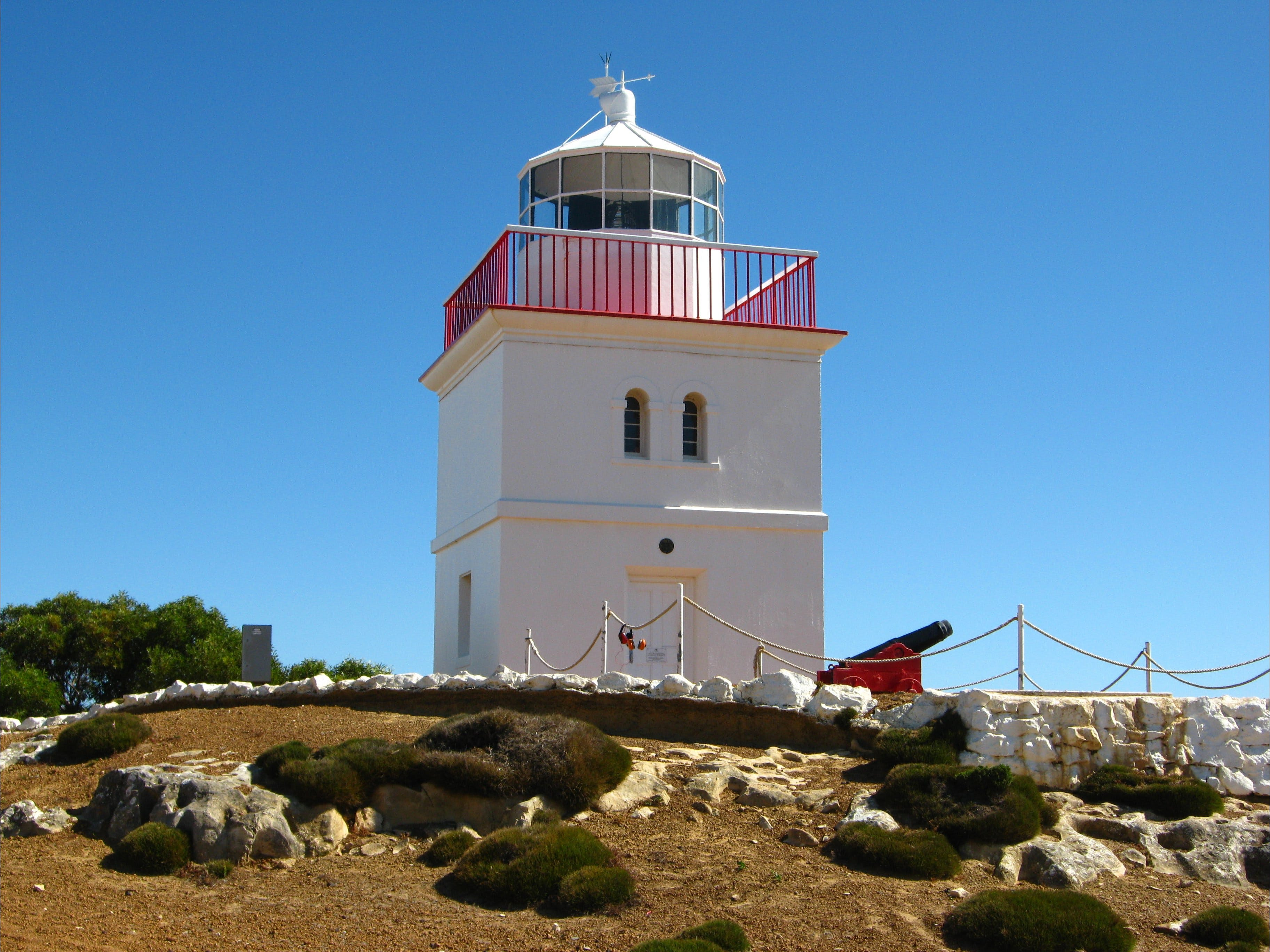 Cape Borda Lighthouse Keepers Heritage Accommodation - Accommodation Great Ocean Road